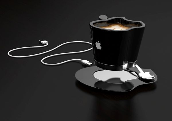 The Apple iCup