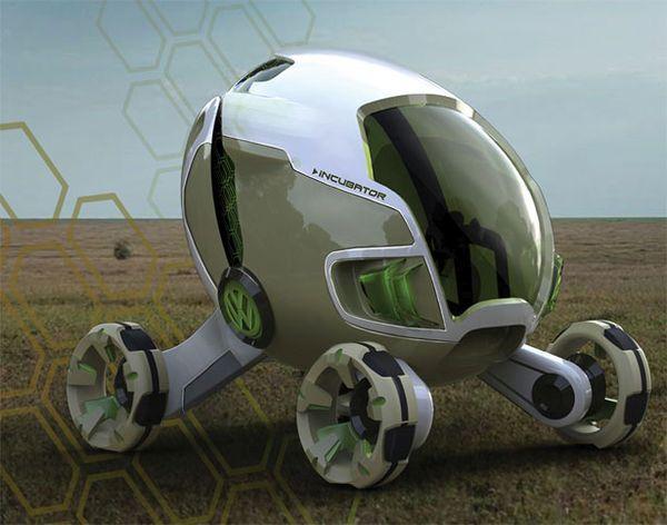 The Incubator Car Concept