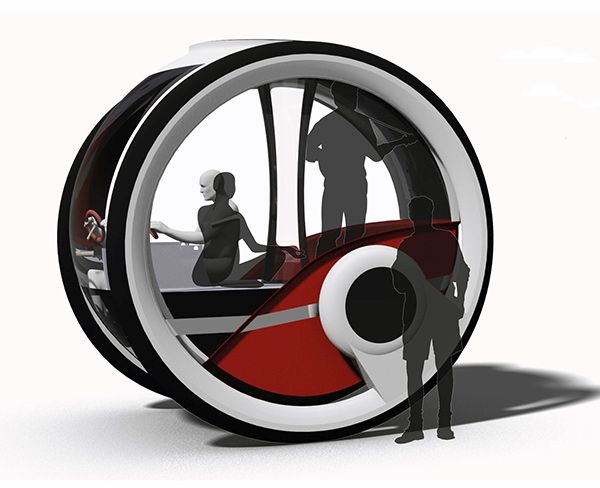The Infinitlar Concept Vehicle