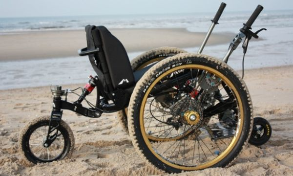 The Mountain Trike Wheelchair Concept