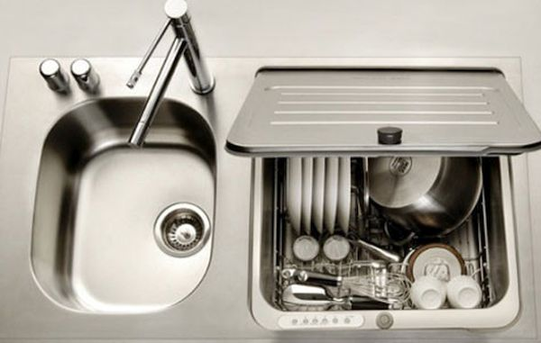 Briva In Sink Dishwasher from kitchenAid
