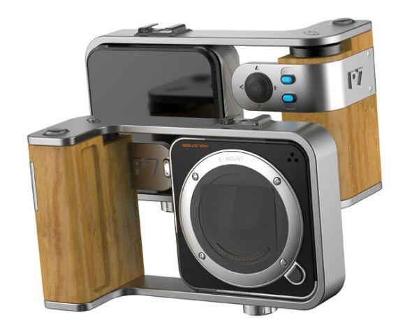 Equinox  camera concepts