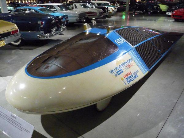 GM Sunraycer