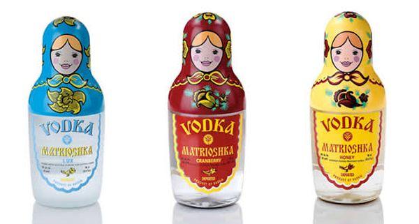 Matrioshka Vodka