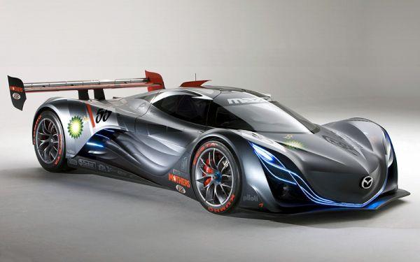 2008 Mazda Furai Concept