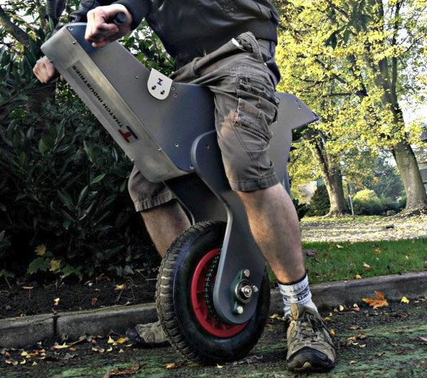Raptor self balancing Unicycle