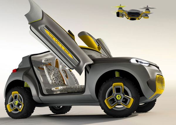 Renault's KWID