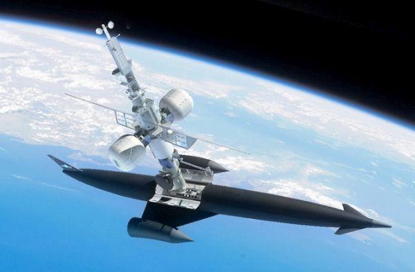 Skylon Surface to Orbit Plane