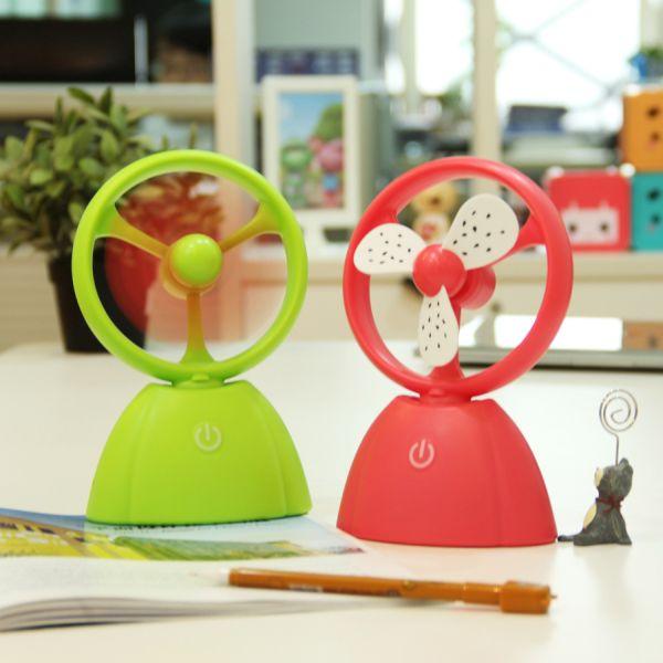 U- Like USB Creative Silent Desktop Fan