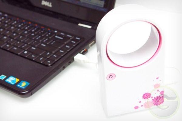 USB Bladeless Fan