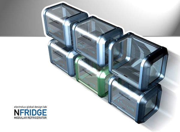 nFridge Modular Refrigerator