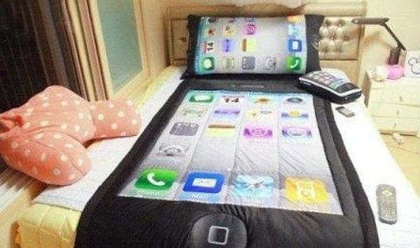 Bed sheet and cushions  1