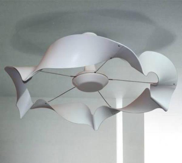 Unique blade fan
