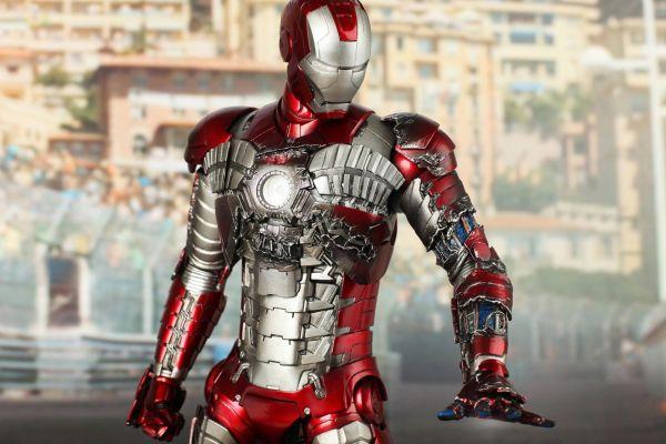 Iron man's