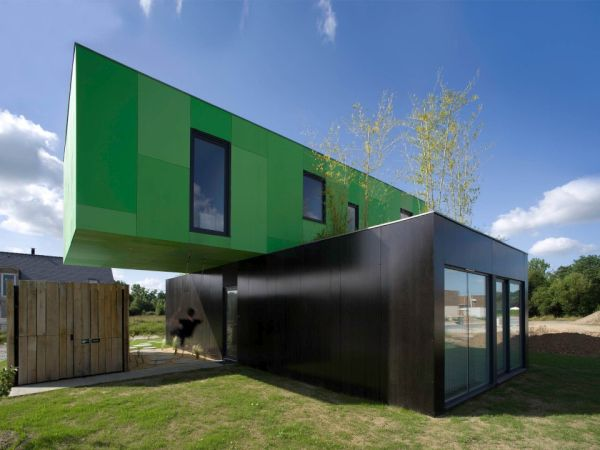 Crossbox house