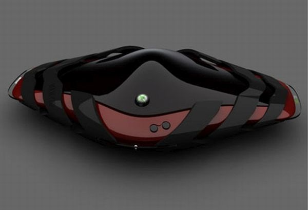 Xbox 720 Portable Console by Tai Chiem