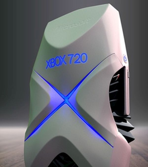 Xbox One Console Concept by David Hansson