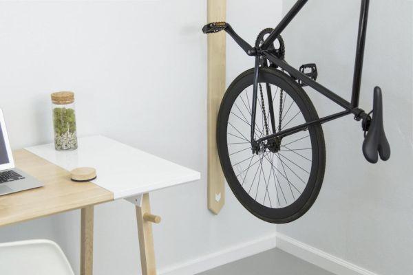 Basic bike rack
