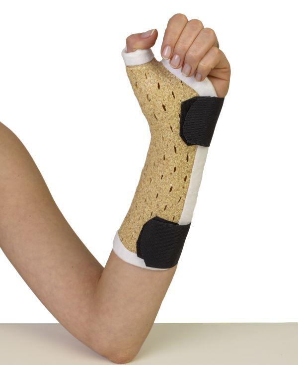 woodcast orthopedics concept