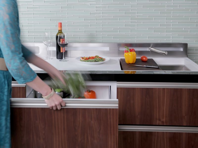 7 Micro Kitchen Designs That Say Small is Beautiful