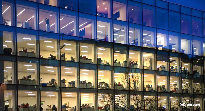 better office lighting