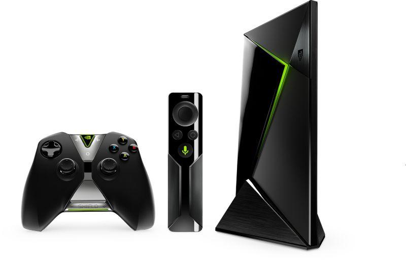 Nvidia Shield TVs