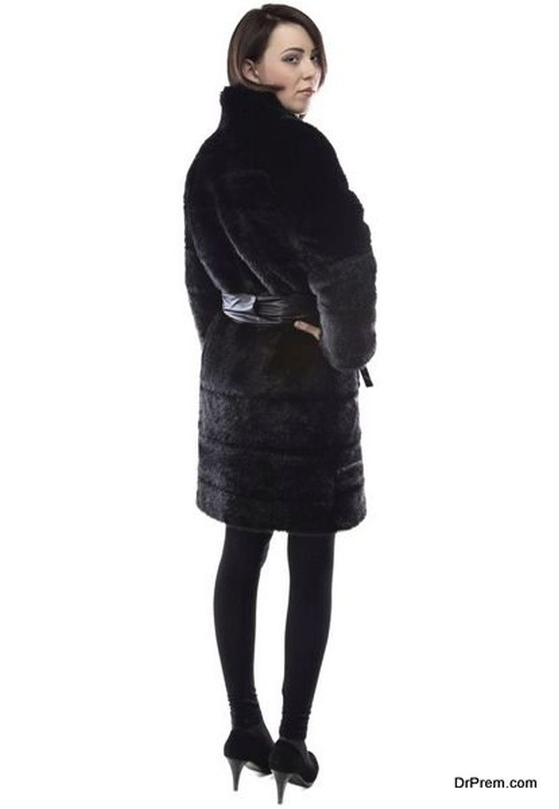 knee-length coats