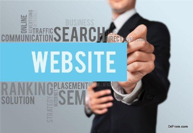 Business-Website