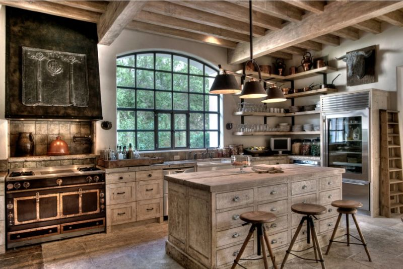 Decoding the essentials of rustic kitchen décor
