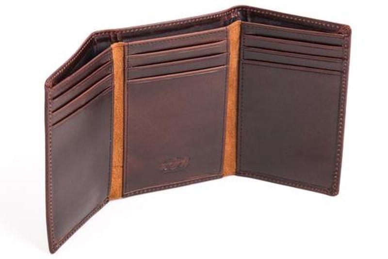 Handmade antique wallet