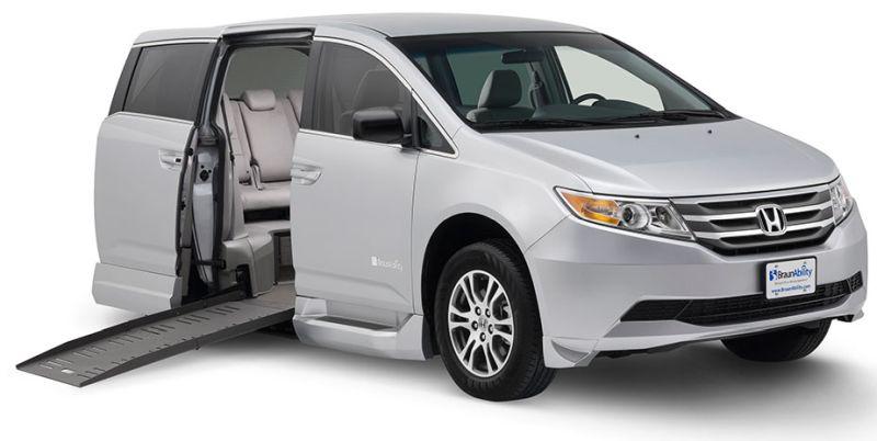 Honda-Odyssey-Wheelchair-Van