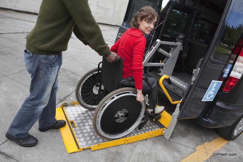 handicapped car modifications