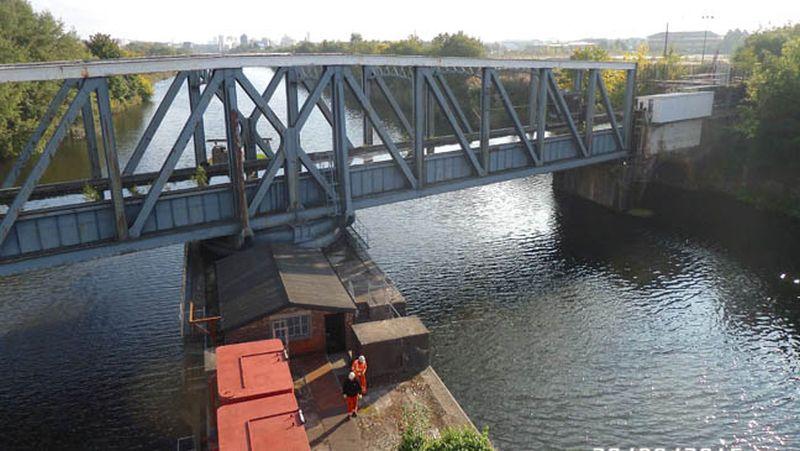 Barton Swing Water Bridge
