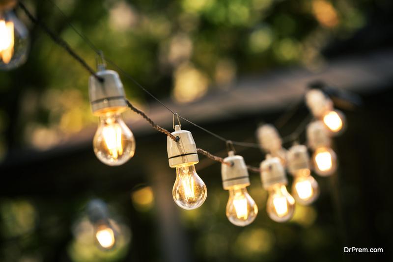 Lighting up Your Garden