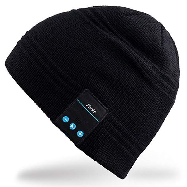 Music beanie with Bluetooth
