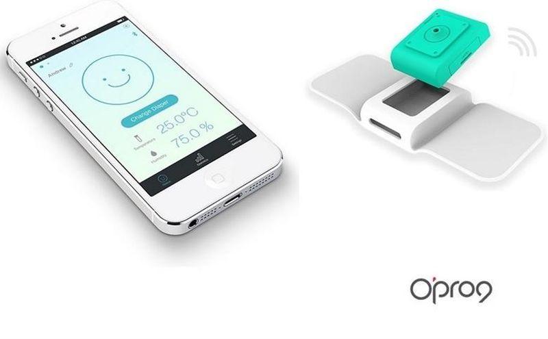 Opro9 Smart Diaper