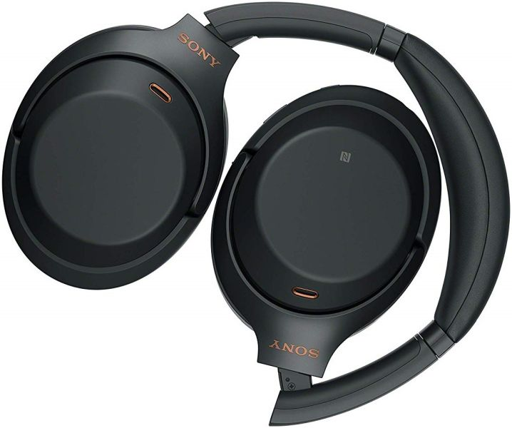 Sony 1000XMK3 noise wiping out earphones