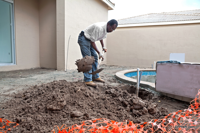 Installing an In-Ground Pool