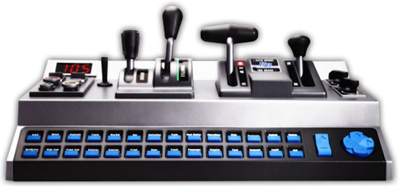 Rail driver controllers and ship driver controllers