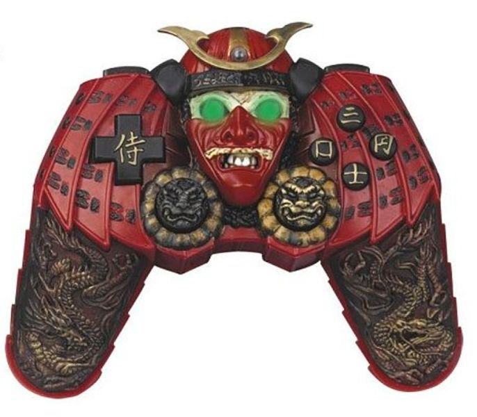 Samurai Warrior USB Gamepad