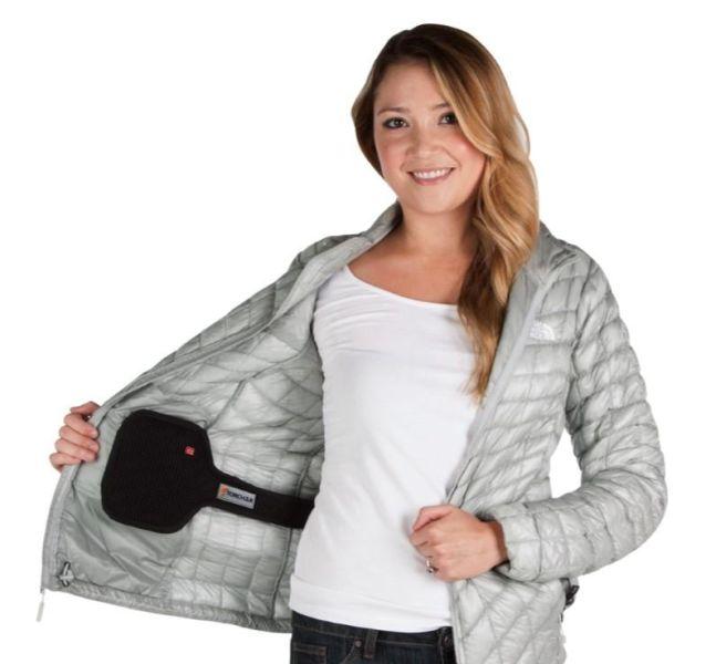Wearable Heater