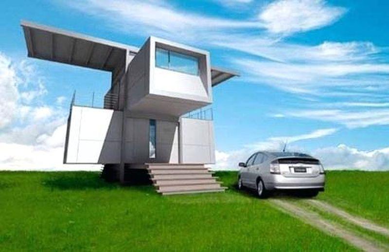 5 Futuristic House Design Concepts