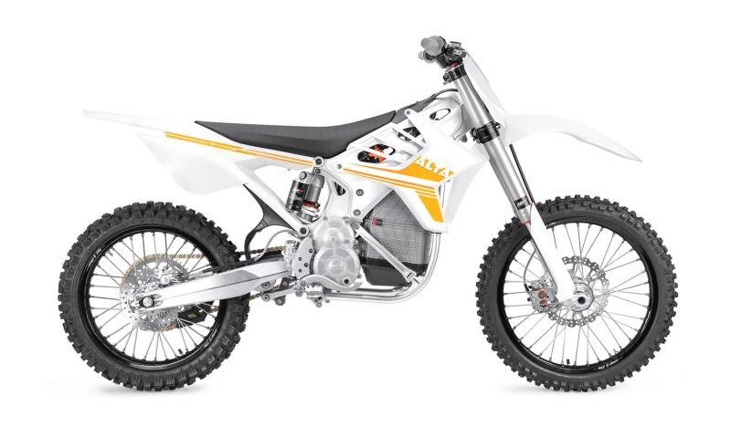 Alta Motors Redshift MX Electric Dirt Bike