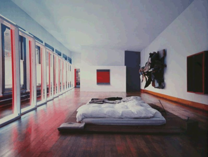 Donald Judd's House, New York, USA, 1968