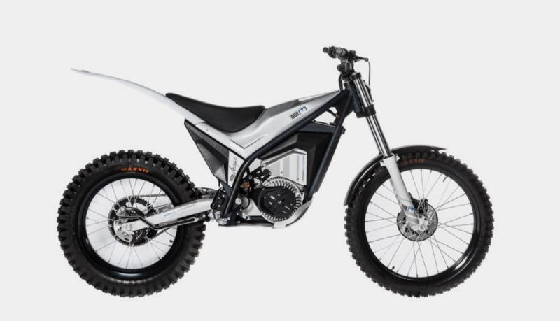 Electric Motion EM 5.7 Escape Dirt Bike