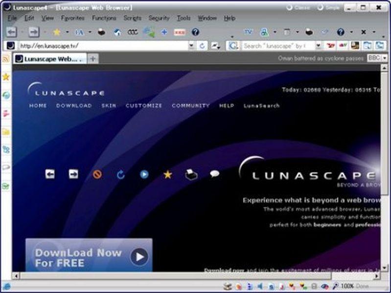 Lunascape ORION