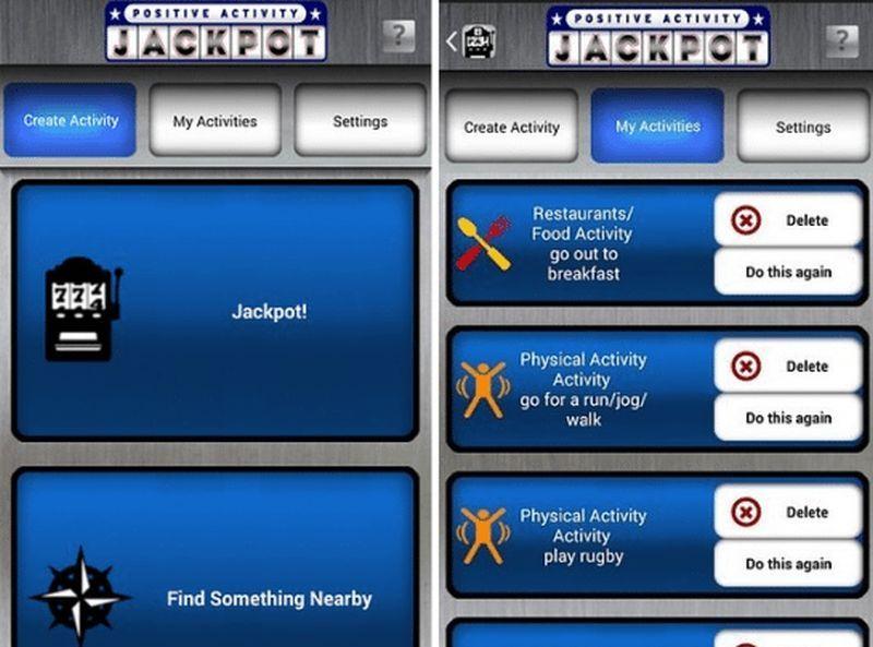 Positive Activity Jackpot