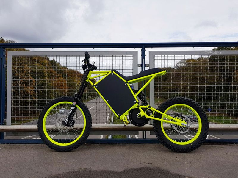 Vector Vortex Off-Road Electric Dirt Bike