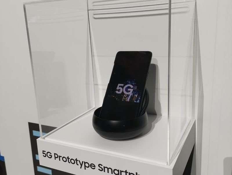 5G mobiles