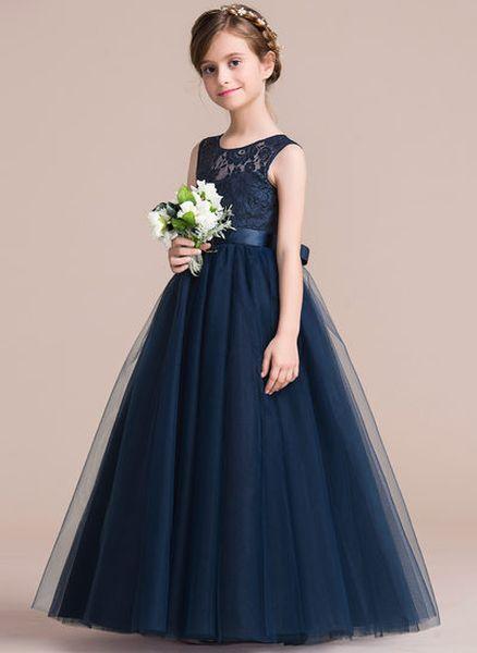 Selecting a Flower Girl Dress